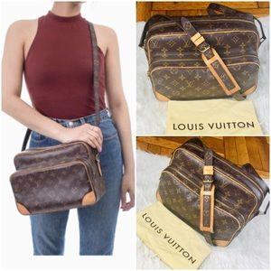 ❤️💃 Louis Vuitton Monogram Nile Crossbody Bag